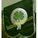 Bagpipe Banner (Irish Hope Faith Love Lucky)