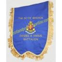 Battalion Pipe Banner