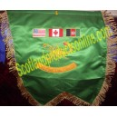 Bagpipe Banner (Afghanistan 2006-07)