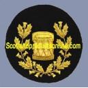 Drummer Drum Badge