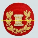 Drum Major (Pipe Band) Badge