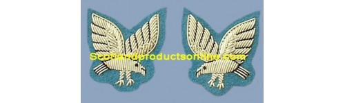 Collar Badges